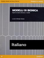 Bionic models book cover italiano